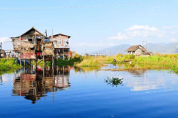 Ost Myanmar