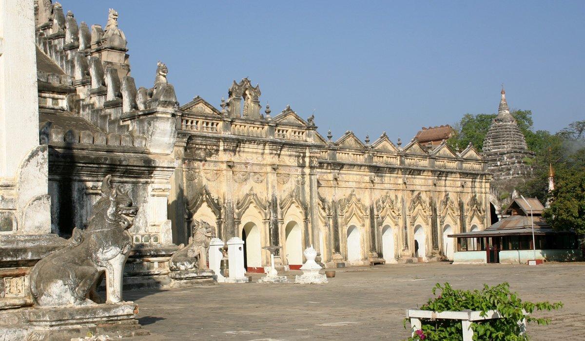 Ananda Bagan Myanmar