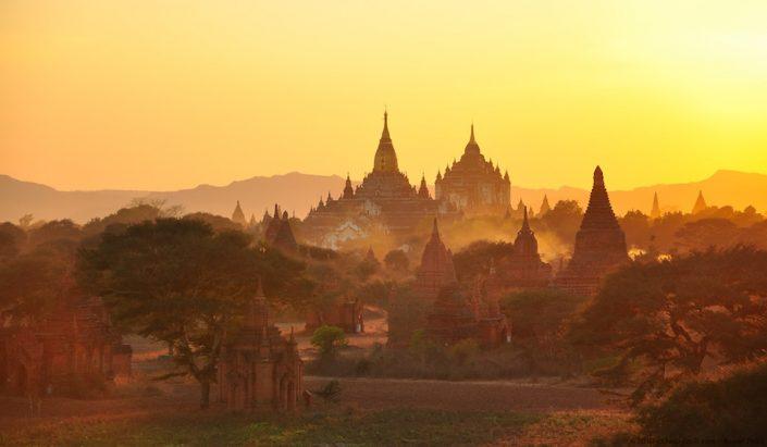 Bagan – die Ebene der Zweitausend Tempel
