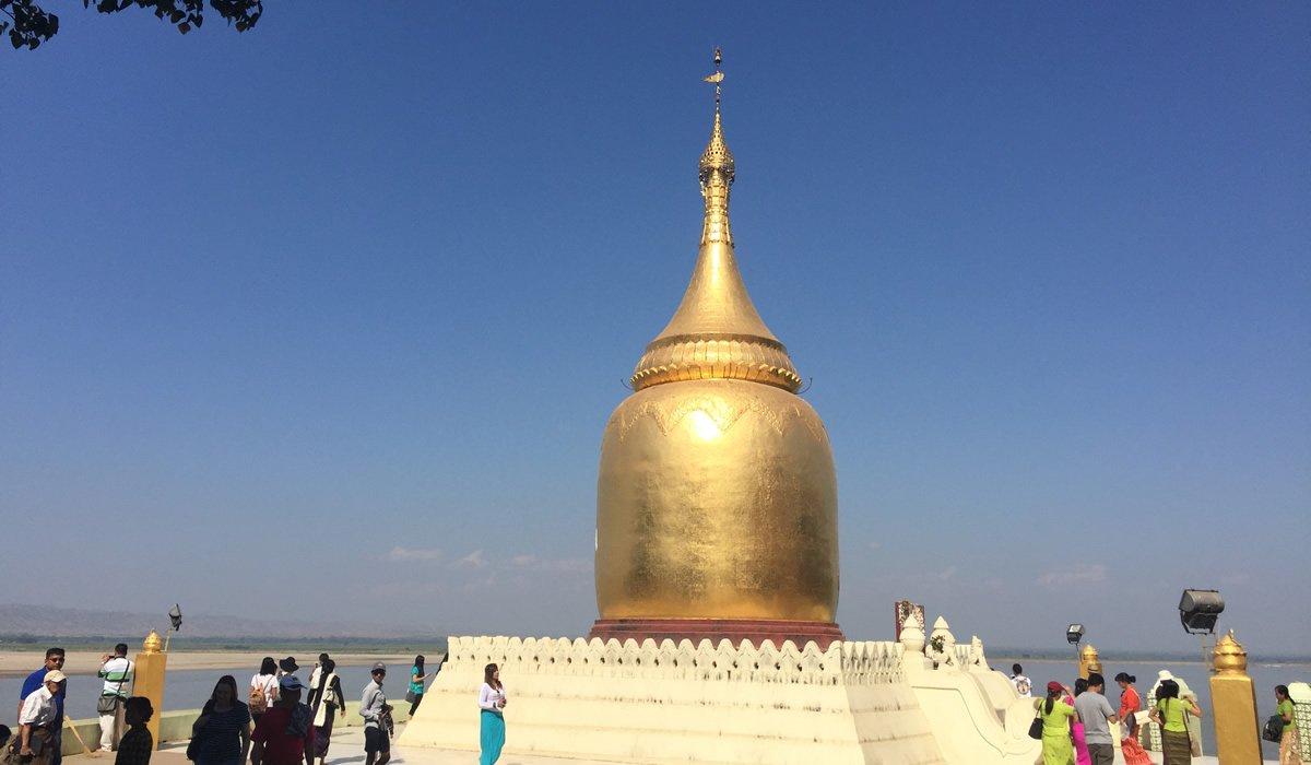 Bupaya Pagode Bagan Mynmar