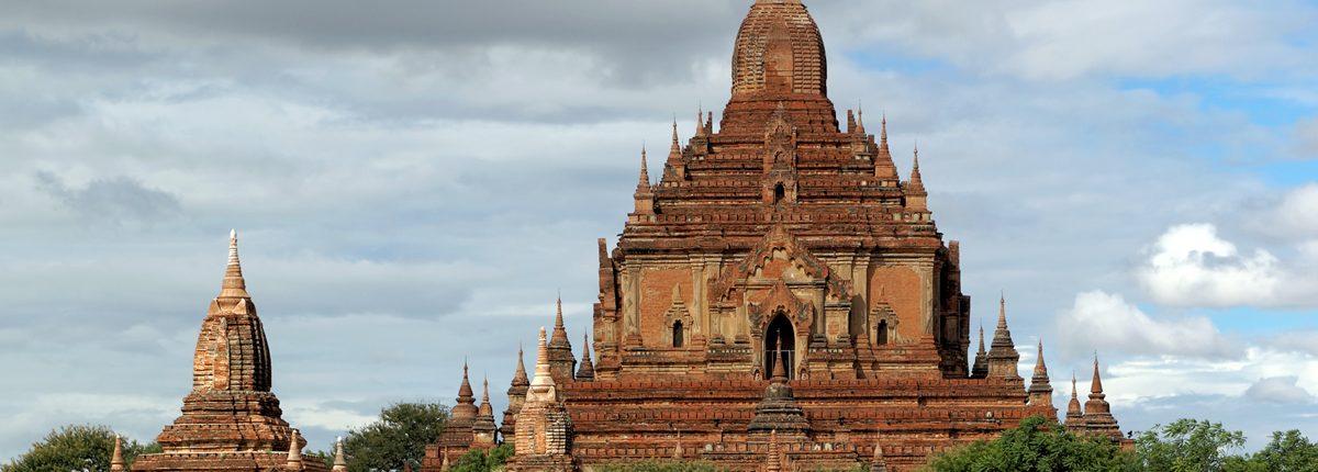 Htilominlo Tempel Bagan Myanmar