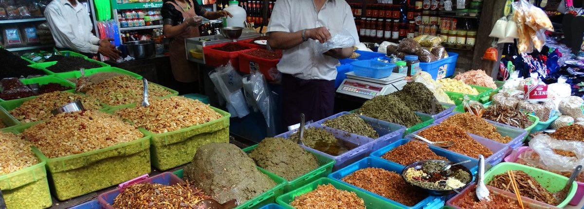 Markt - Pyin Oo Lwin