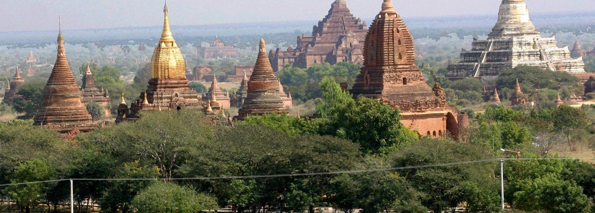 Mi Nyein Gone Bagan Myanmar