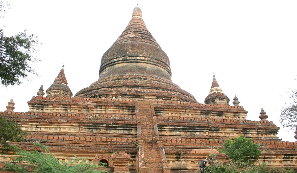 Mingalazedi Bagan Myanmar