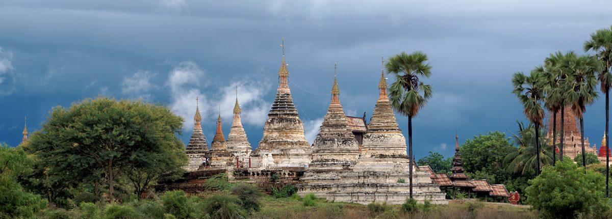 Myanmar Bagan Minochantha