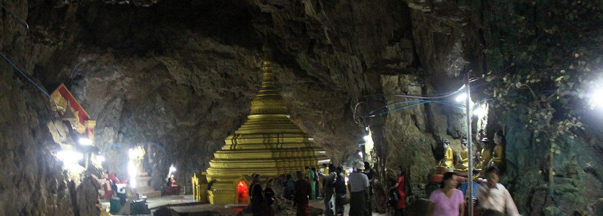 Peik Chin Myaung Höhle