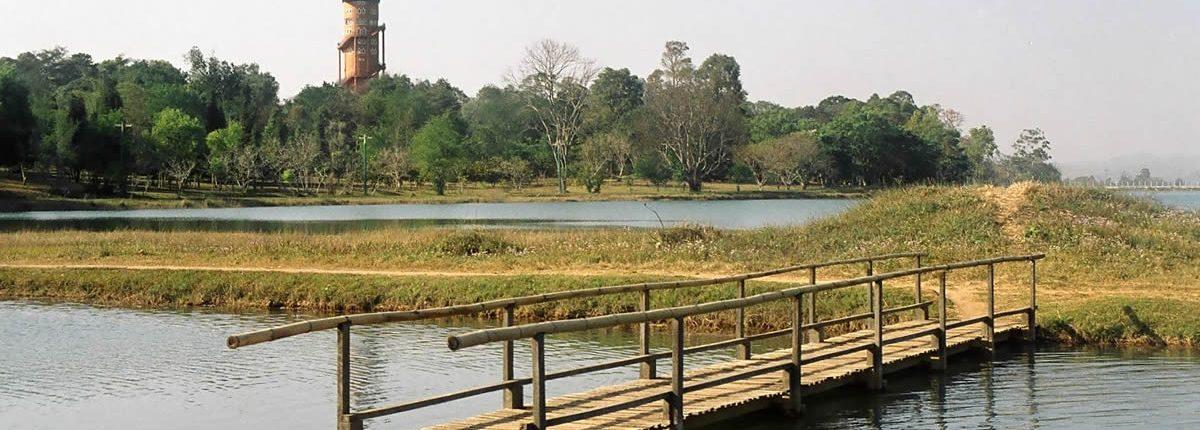 Pyin U Lwin - Botanischer Garten Myanmar