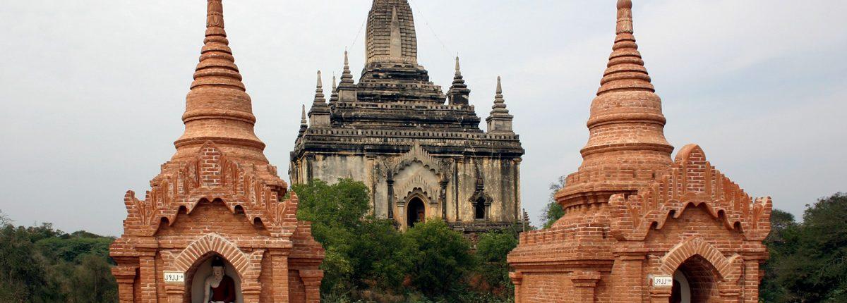 Shwegugyi Bagan Myanmar