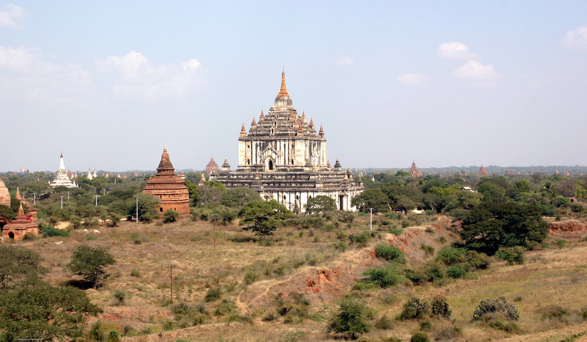 Thatbinnyu Bagan Myanmar