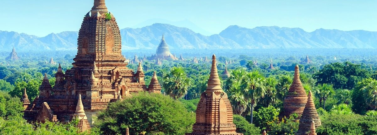 Myanmar Reisen und Rundreisen