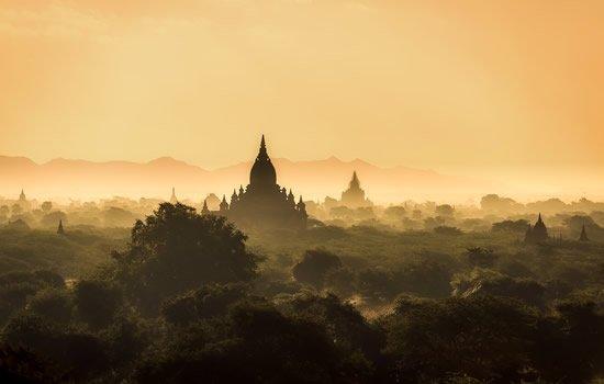 """Rundreise """"Goldenes Myanmar"""" ab Yangon & Baden in Ngapali"""