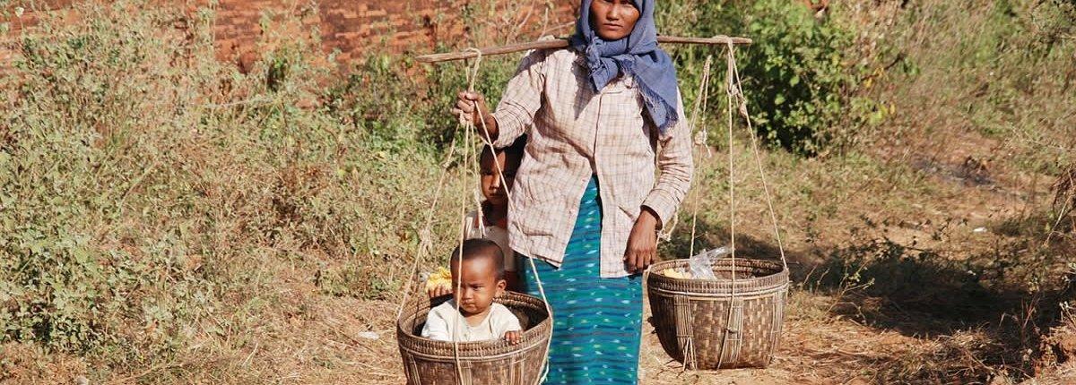 Währungsmittel, Kreditkarten und ATMs in Myanmar