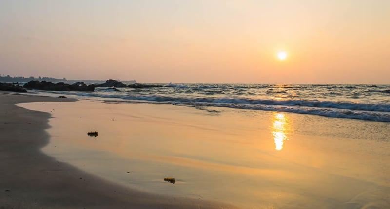 Chaung Tha Beach Myanmar Pathein