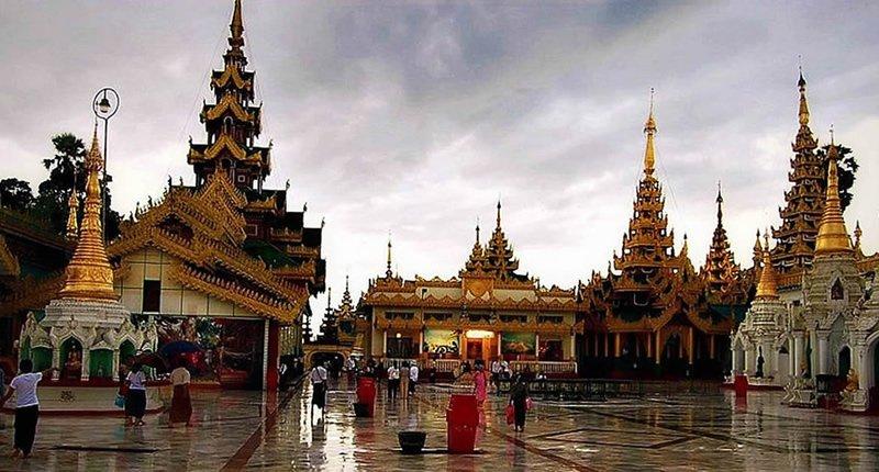 Süd Myanmar