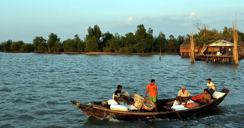 irrawaddy-Delta