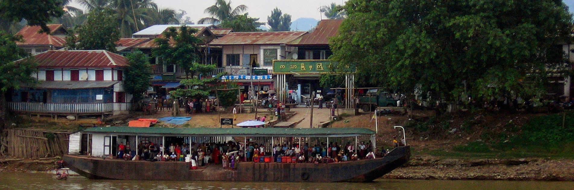 Norden Ayeyarwady khata Myanamr Burma